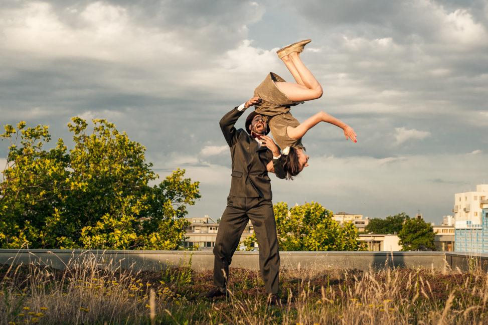 Dom und Nora Aerials