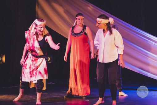 Shakespeare Inszenierung