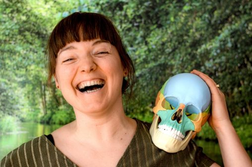 Daria Urdl Portait